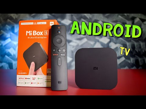 Xiaomi Mi Box S 4K Android TV With Chrome Cast (Make Your TV Smart)