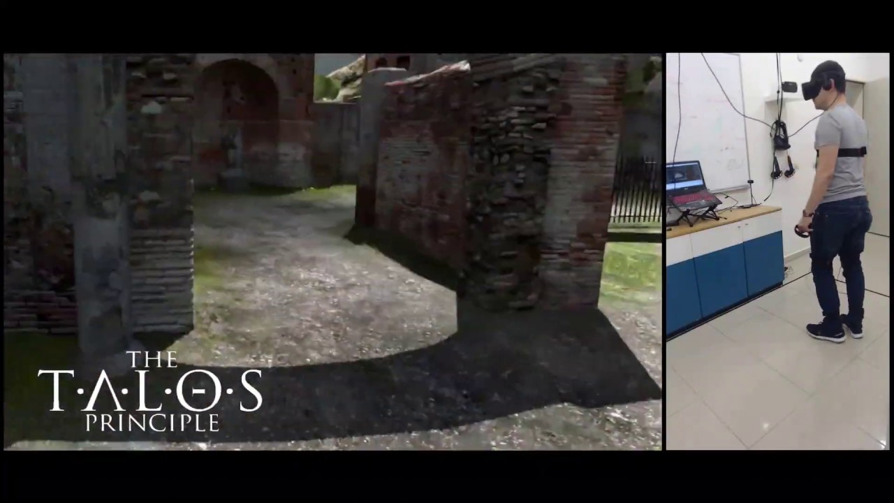 WalkOVR: World's Most Compatible Locomotion System for VR by