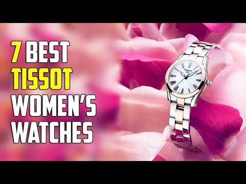 7 Best Tissot Watches For Women | Tissot Watch For Women