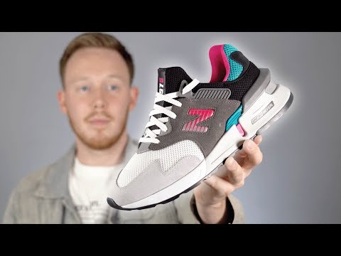 Most UNDERRATED Sneaker of 2019? New Balance 997S Review