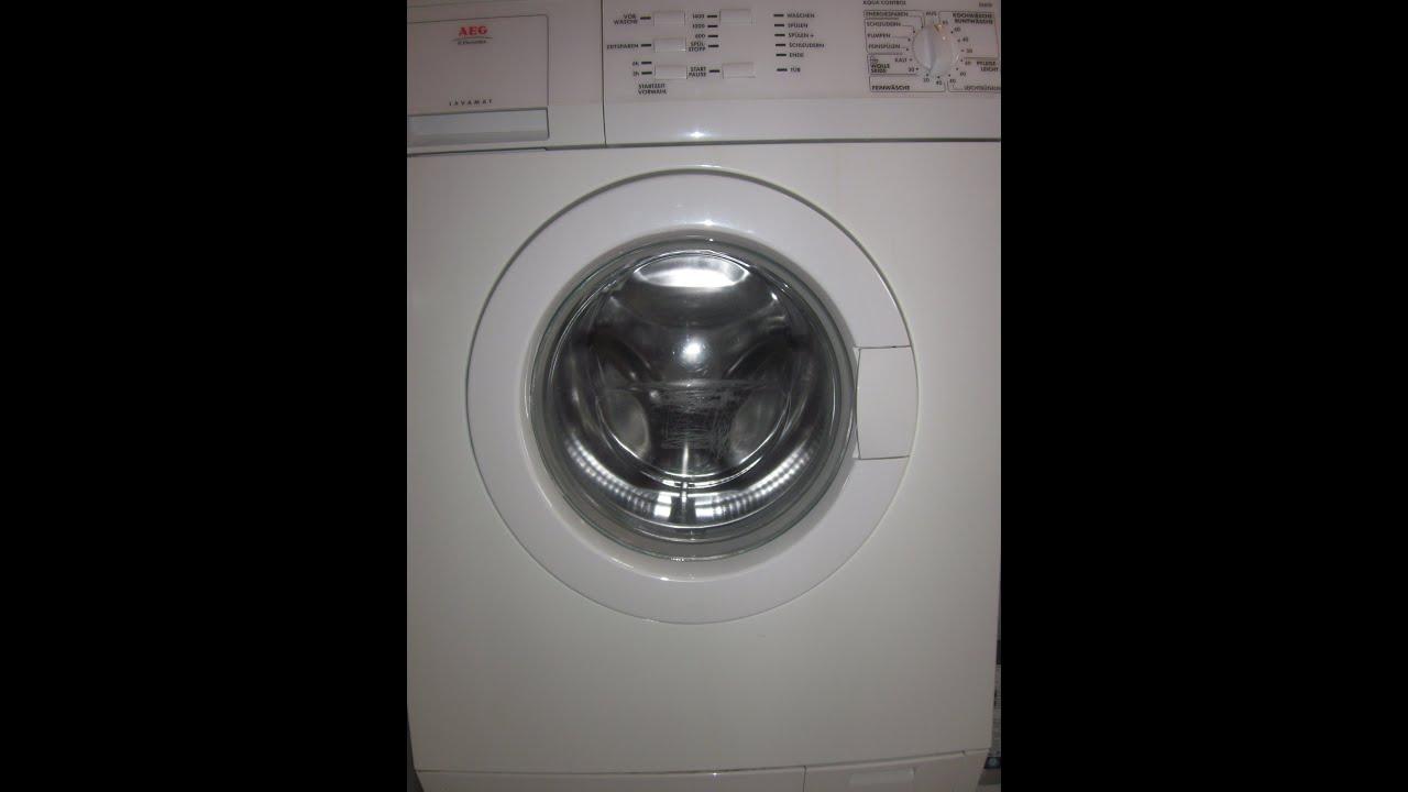 Uncategorized Aeg And Electrolux r i p aeg electrolux lavamat 54610 youtube 54610