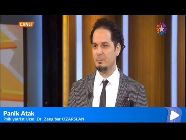 Psikiyatrist Uzman Dr. Zengibar Özarslan - Star Tv Bugün Programı Canlı Yayın