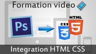 Intégration HTML CSS Bannière - Lecon 7