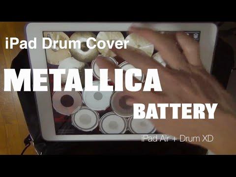 Metallica - Battery【iPad Drum Cover 30】