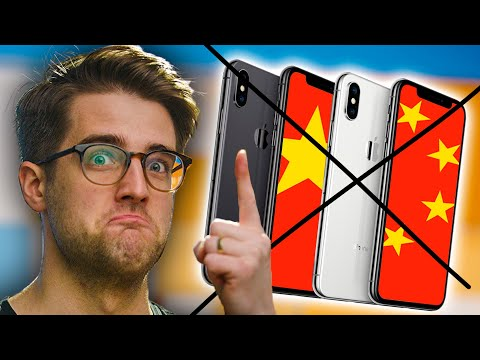 iPhones BANNED... In China!