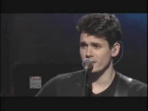 John Mayer - Who says (with lyrics) @ Beacon Theatre, NY