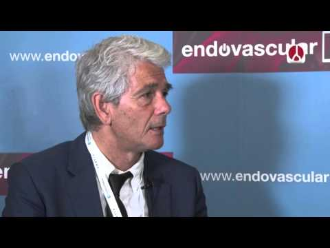 Dr. James Lawson interview at endovascular.tv