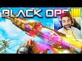 I Unlocked The Secret RAINBOW DIAMOND CAMO in Black Ops 4..