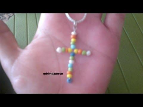 Diy como hacer una cruz con abalorios youtube - Como hacer una mampara de ducha ...