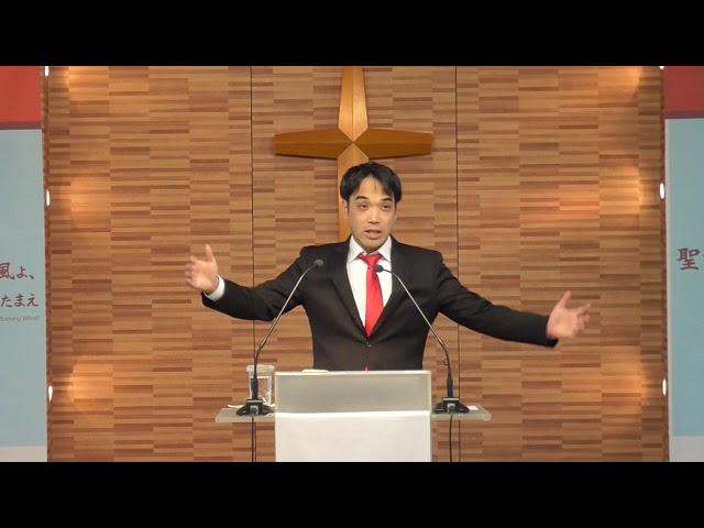 2019/12/01 救い主が生まれる前触れ、預言の成就(ルカの福音書1:5-25)