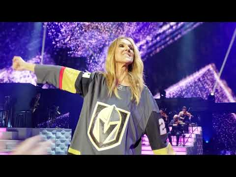 Celine Dion - I Drove All Night - May 22nd, 2018