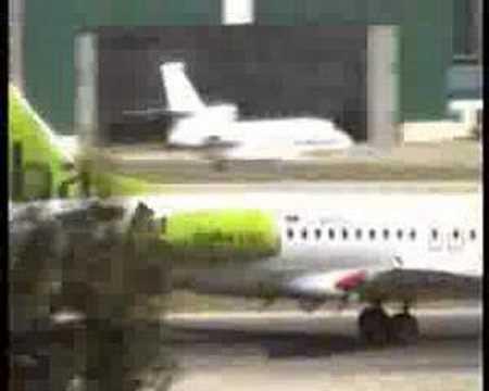 DBA Fokker 100