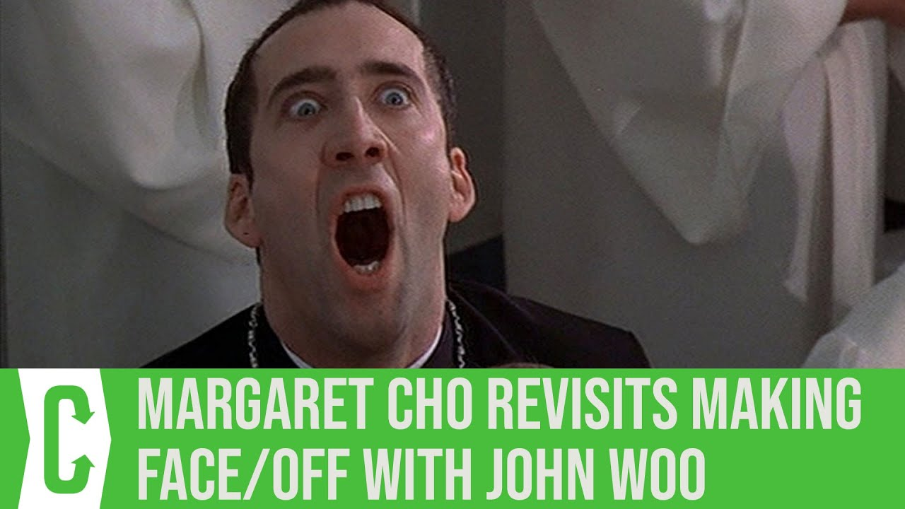Margaret Cho Explains Why Face/Off Took Almost a Year to Film