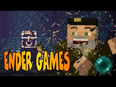 MINI-JUEGO | ENDER GAMES | MINECRAFT