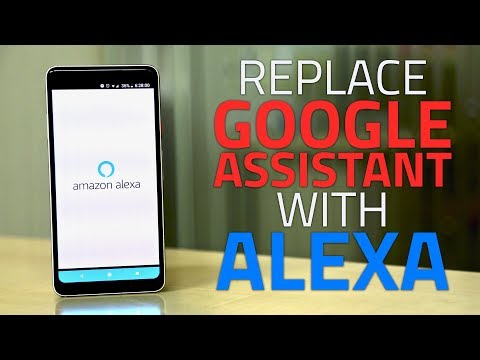 How To Replace Google Assistant With Alexa On Android