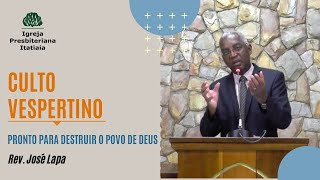 Culto Vespertino (24/05/2020) - Igreja Presbiteriana Itatiaia