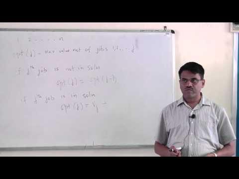 Dynamic Programming Algorithm Design Technique - Venkatesh Raman (part 2)