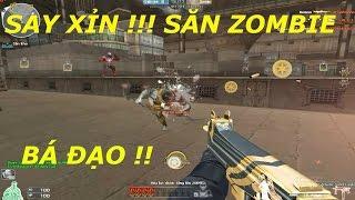 Bình Luận CF : Jatimatic-Sand Eagle (Săn Zombie Lúc Xĩn !!) - Tiến Xinh Trai - zombie v4