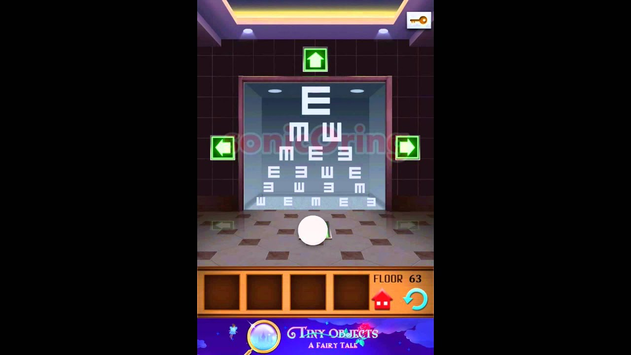 100 Floors Annex Level 63 Walkthrough Youtube