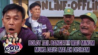 Basah Dah Tuh Muka... Daus Mau Minum Malah Kecipratan Air!!! | Comedy Ok Deh | Eps.4 | (2/3)