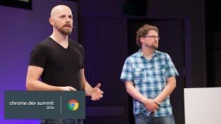 Predictability for the Web (Chrome Dev Summit 2016) Video