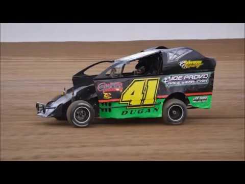 Xcel 600 Modified #41 Skyler Dugan Fayette County Speedway (Practice)