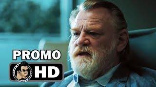 MR. MERCEDES Season 2 Official Promo Trailer (HD) Brendan Gleeson Mystery Series