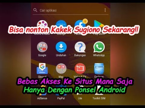 Cara Nonton Film Kakek Sugiono Di Android Hanya Sekali Klik