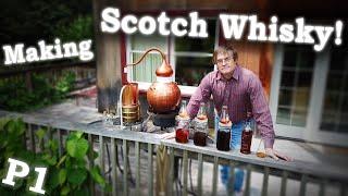 Whisky... Easy, Cheap aฑd Better! - Part 1/2
