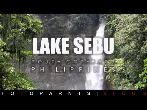 LAKE SEBU South Cotabato Philippines