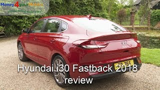 Hyundai i30 Fastback 2018 road test and review