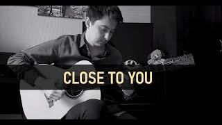 💕 Close To You - Tommy Emmanuel arr. | Acoustic guitar Doff 036