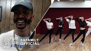 DANCER REACTS : TWICE 트와이스 FANCY (DANCE PRACTICE)