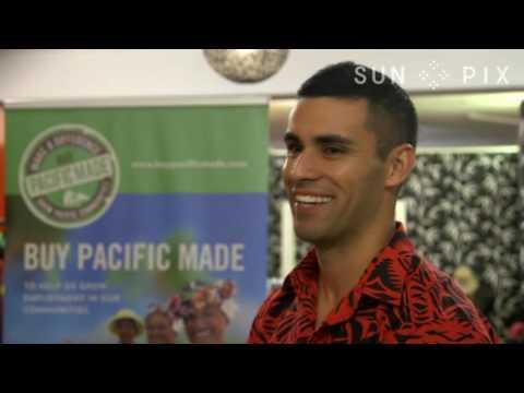 Tongan Taekwondo Athlete Pita Taufatofua