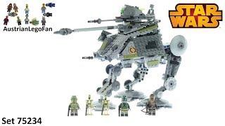 Лего Зоряні війни 75234 на-АП Уокер - Лего швидкість 75234 будувати