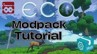 Eco Mod / Modpack installieren | HOST-UNLIMITED TUTORIAL