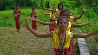 Tabuk Kalinga - Featuring Chico River and Dam,Naneng Heritage Village and children ethnic dancers .