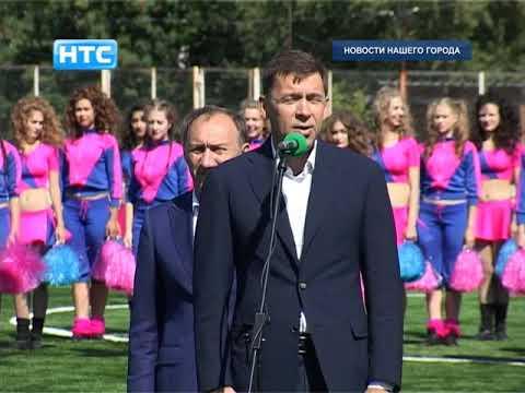 Глава региона Евгений Куйвашев посетил Ирбитскую Ярмарку