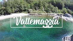 La Spiaggia della Vallemaggia Ticino 2017 - Gopro