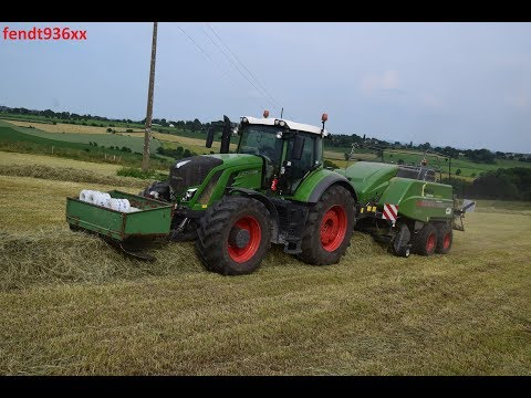 Pressage 100% Fendt - Isaply services