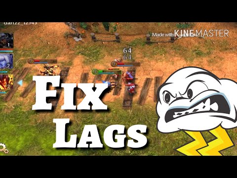 Fix Lag Heroes Of Order And Chaos