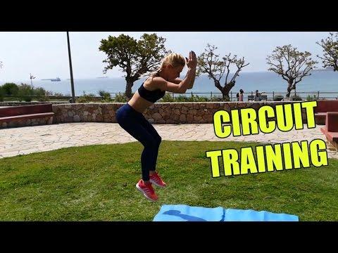 circuitos para adelgazar gimnasio