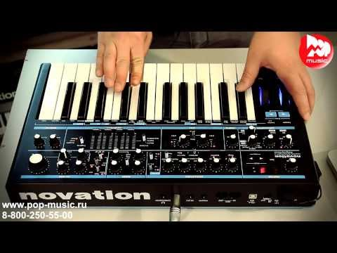 Синтезатор NOVATION BASS