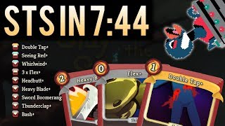 Slay the Spire Speedrun in 7:44 IGT (Ironclad Any%)
