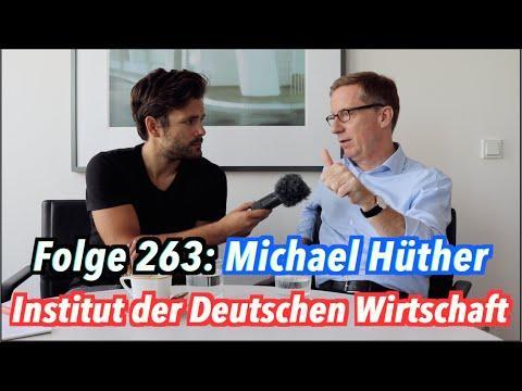 Michael Hüther, Direktor des Instituts der deutschen Wirtschaft - Jung & Naiv: Folge 263