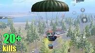I Landed On a DROP  PUBG MOBILE