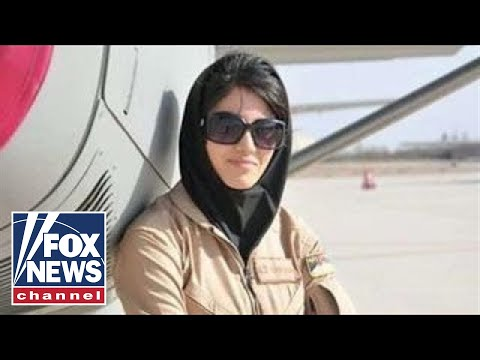 Afghanistan's first female military pilot given asylum in US