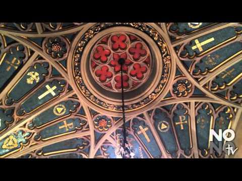 Trinity Church :: Gothic Revival Architecture in Manhattan