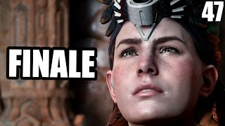HORIZON ZERO DAWN Gameplay German - 47 - FINALE | Let