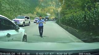 China Traffic Accident Car Crash Compilation交通事故合集20180813:每天10分钟国内车祸实例,助你提高安全意识。